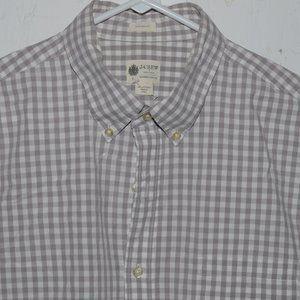 J. Crew dress mens shirt size L J1069